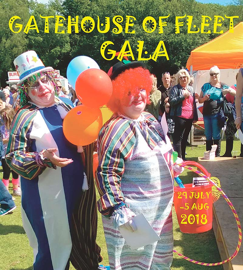 Gatehouse of Fleet Gala Day